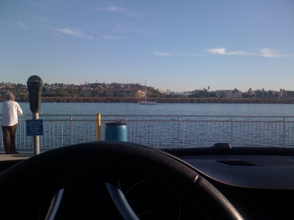 Parked on Balboa Island - JohnnyfromCA